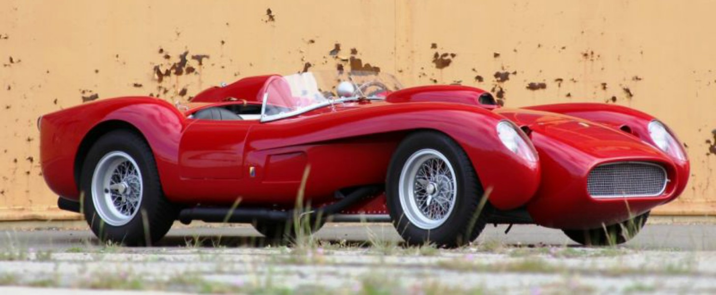 Ferrari 250 Testa Rossa Recreation Listed For 485000