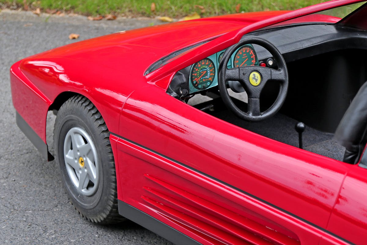 Ferrari 348 TS Is More Than Meets the Eye, Feels Perfect for Your Inner Child