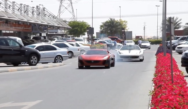 Ferrari 458 Blown Away by Rimac's Quiet EV [Video]