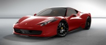 Ferrari 458 Italia by Oakley Design Goes to SEMA 2010