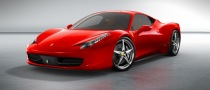 Ferrari 458 Italia Official Details and Photos