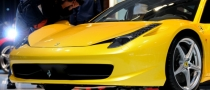 Ferrari 458 Italia Spider in the Works