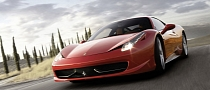 Ferrari 458 Italia Spider Will Have Folding Hard-top