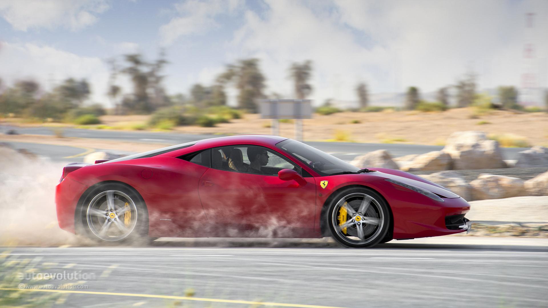 2013 ferrari 458 italia tested - autoevolution