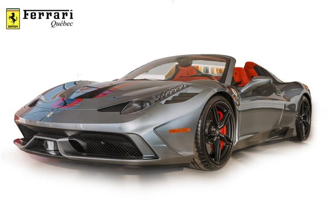 Ferrari 458 Speciale Aperta Shows Up For Sale At 813 000 Has