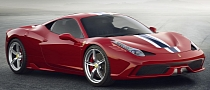Ferrari 458 Speciale Breaks Cover [Photo Gallery]