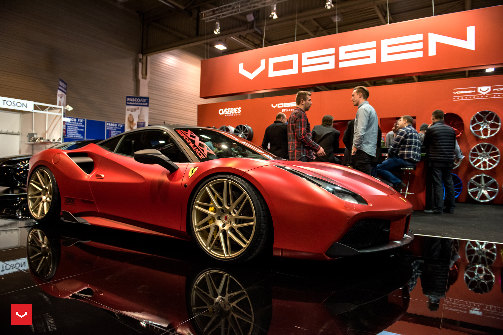 ferrari 488 gtb by xxx performance packs over 1 000 hp autoevolution. Black Bedroom Furniture Sets. Home Design Ideas