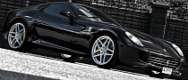Ferrari 599 GTB Gets Luxury Treatment from Kahn
