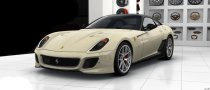 Ferrari 599 GTO Configurator Now Available