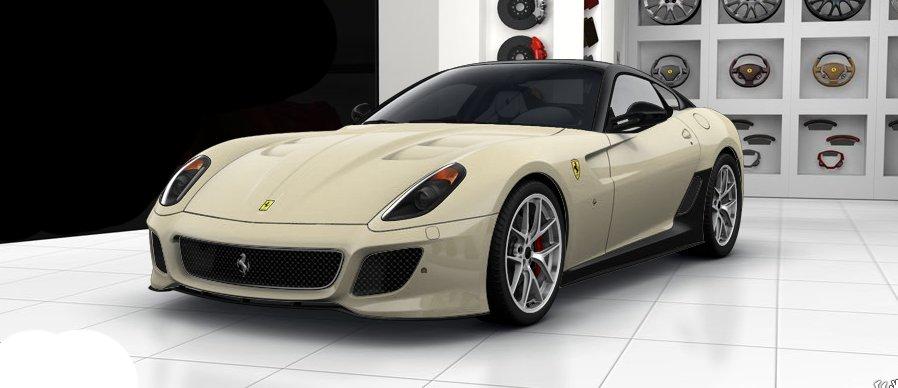 Ferrari 599 GTO Configurator Now Available - autoevolution