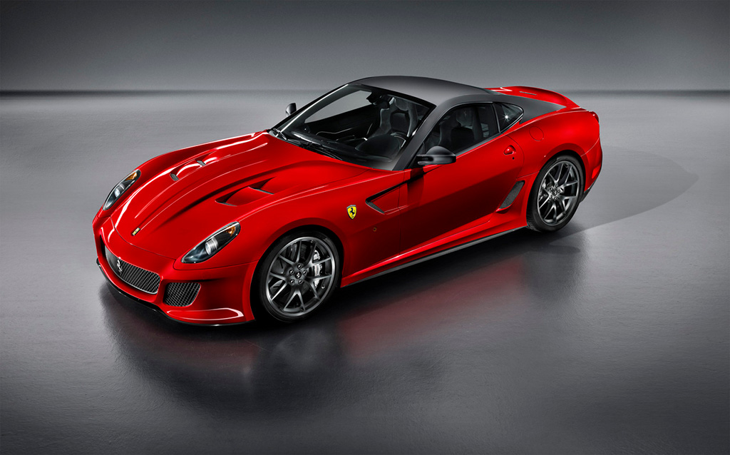 ferrari 599 gto official pictures and info  autoevolution