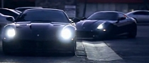 Ferrari 599 GTX by SP Engineering Sounds Brutal [Video]