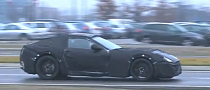 Ferrari 599 Replacement Prototype Caught on Film