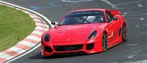 Ferrari 599XX Laps the Nurburgring In Under 7 Minutes