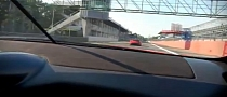 Ferrari 599XX Racer Shotgun Ride on Monza [Video]