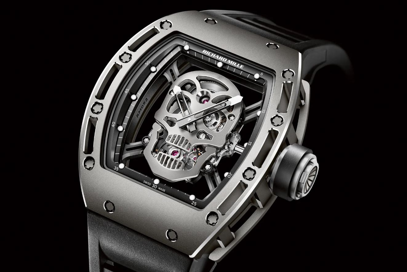 Ferrari And Richard Mille Enter Multi Year Partnership To Make Luxury Watches Autoevolution