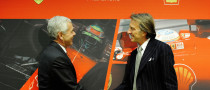 Ferrari and Shell Ink Deal until 2015