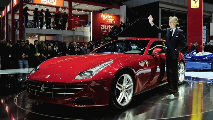 Ferrari Announces Record Sales for First Half of 2012