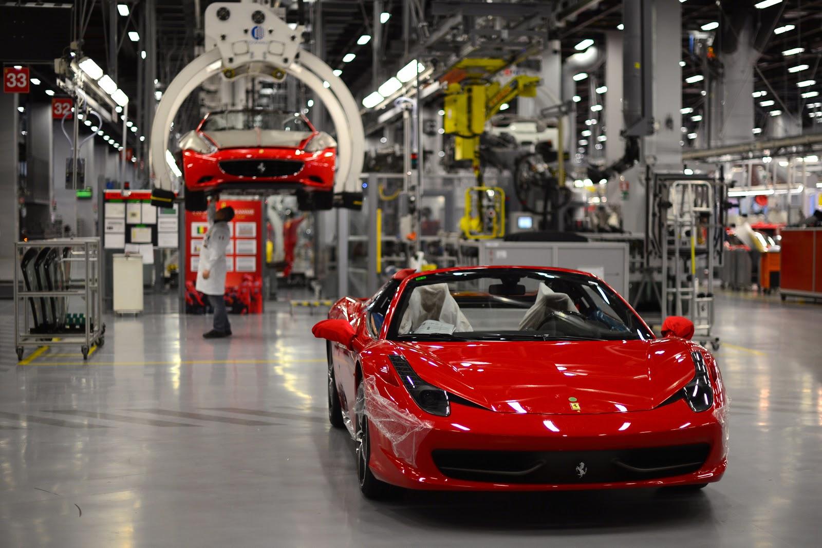 Pride Auto Sales >> Ferrari Awards Highest Ever Employee Bonus Amid Strong ...