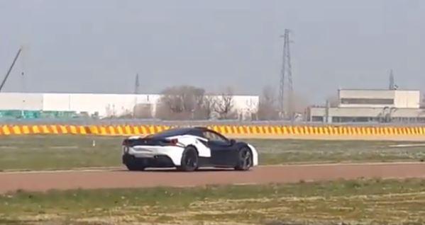 Ferrari Boss Confirms Gasoline Electric Hybrid Vehicle That Can Run Silently