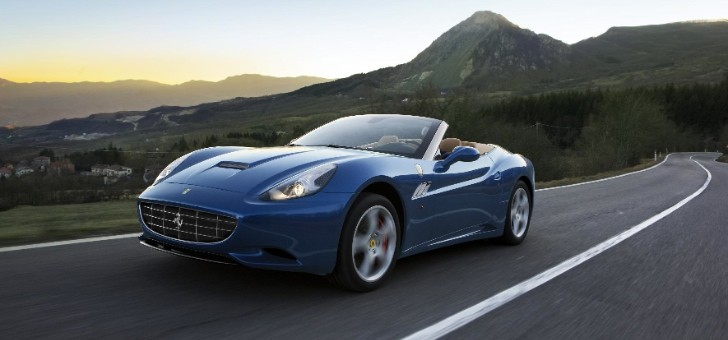 Ferrari California Facelift & Handling Package to Debut in Geneva