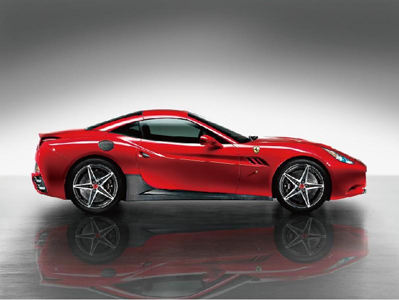 Ferrari California Japanese Limited Edition Model Autoevolution