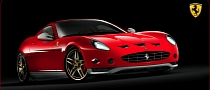 Ferrari California Replacement Coming in 2013