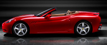 Ferrari California's Car Configurator