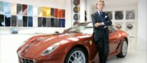 Ferrari CEO Auctions His Own 599 GTB for Charity