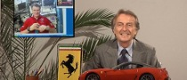 Ferrari Chairman Gets Phone Call from Space