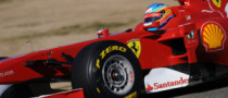 Ferrari Changes 2011 Car Name Into F150th Italia