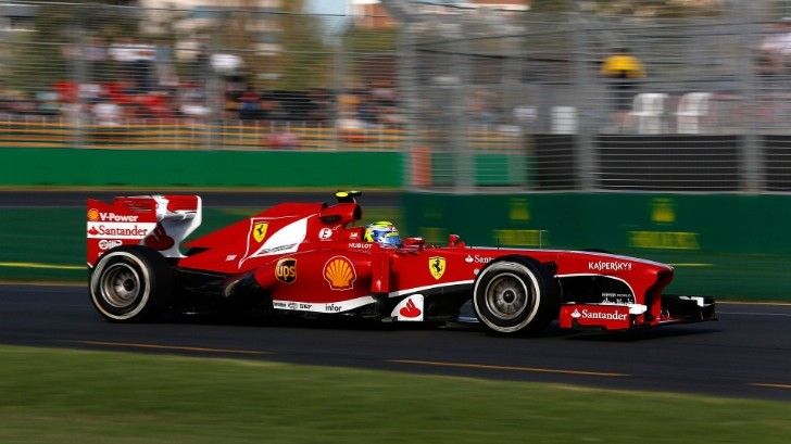 Ferrari Could Adapt New F1 Engine for 2014 Le Mans