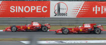Ferrari Defend Team's Tactics in China