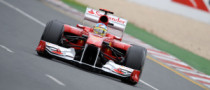 Ferrari Discover Downforce Issue with 2011 F1 Car