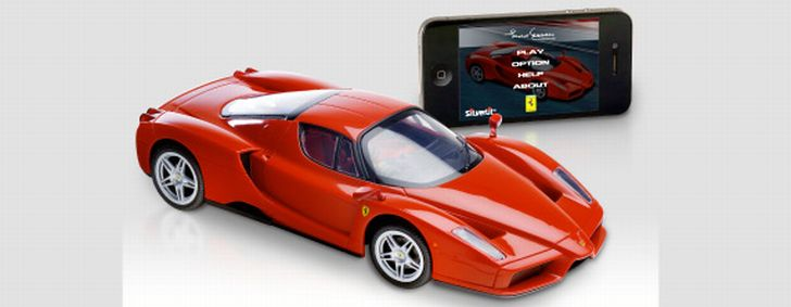 Ferrari Enzo iPhone App