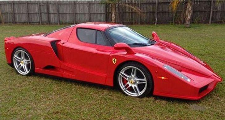 Ferrari Enzo Replica Based On Ferrari F430 Is A Million