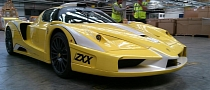 Ferrari Enzo ZXX Evolution Fully Restored after Ocean Crash [Video]