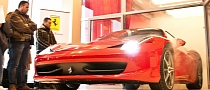 Ferrari Expects Record 2012 Sales