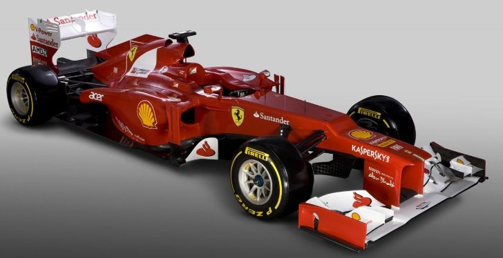 Ferrari F1 2012 Launch Cancelled by Snow