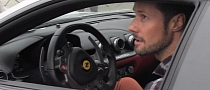Ferrari F12 Berlinetta Driven by Tom Boonen [Video]