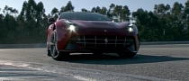 Ferrari F12 Berlinetta Makes Video Debut