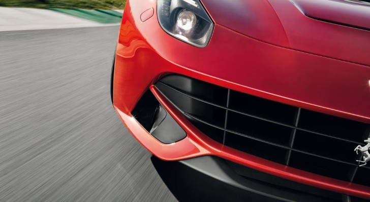Ferrari F12 Berlinetta Making Goodwood FoS Debut