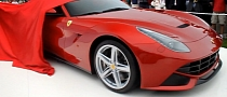 Ferrari F12 Berlinetta Pebble Beach Unveiling [Video]