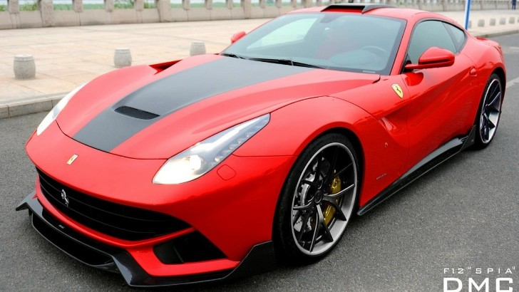 Ferrari F12 Berlinetta Spia by DMC [Photo Gallery]