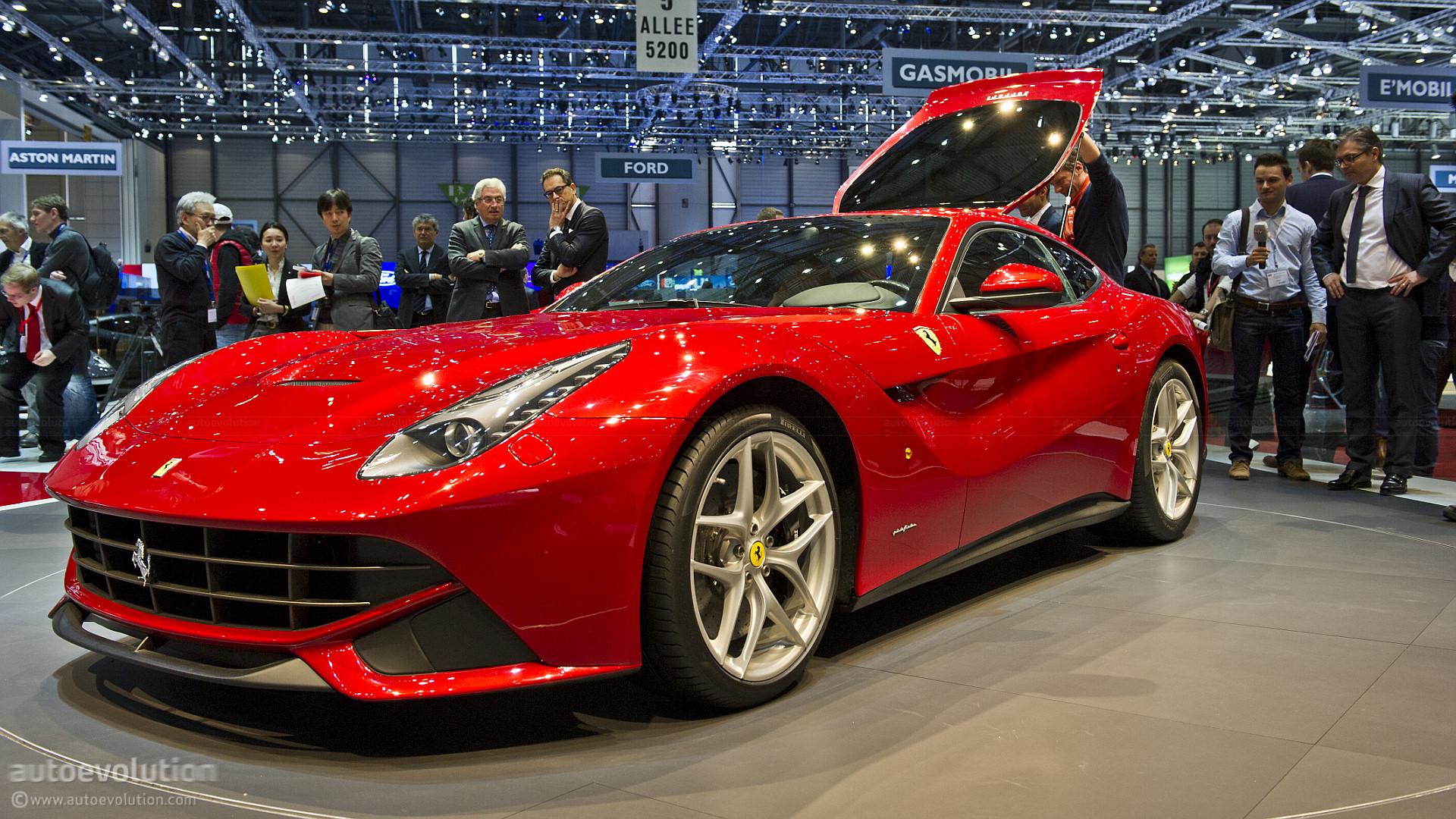 2012 Ferrari F12 Berlinetta Price Ferrari F12 Berlinetta