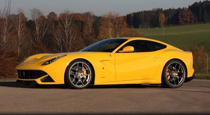 Ferrari F12 Berlinetta Tuning by Novitec Rosso [Photo Gallery]