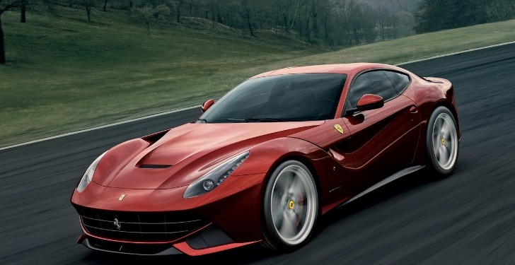Ferrari F12 Berlinetta US Debut Scheduled for Pebble Beach 2012