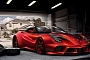 Ferrari F12 Berlinetta Virtual Tuning Competition [Photo Gallery]