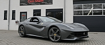 Ferrari F12 Berlinetta Wrapped by Cam-Shaft [Photo Gallery]