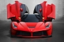 Ferrari F150 First Photo: This Could Be It, LaFerrari!